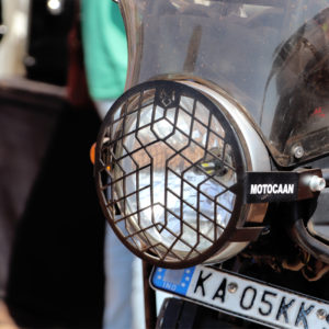 Headlight Grill-For Royal Enfield Himalayan-Webie