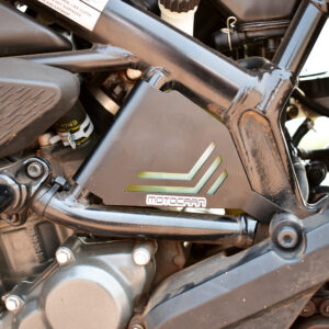 Oil Coolant Container Guard cover for KTM 390 ADV