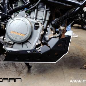 Bash Guard for KTM 390 Adventure – Sump Guard – Motocaan